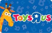 TOYS R US Gift Cards GIFT CARD